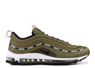 pretty nice 6f184 632a6 Nike Air Max 97 x Undefeated