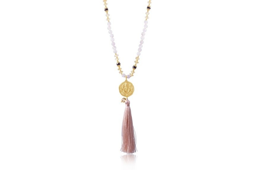 Divine Guidance Mala • Rose Quartz