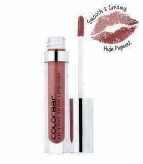 Colorbar Diamond Shine Lip Gloss DSL002 Nude Glow
