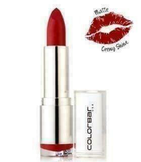 Colorbar Velvet Matte Lipstick VML083 All Fired Up