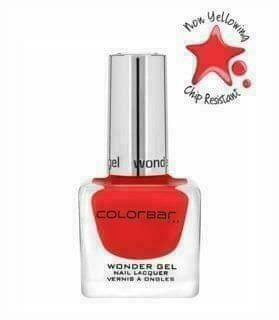Colorbar Wonder Gel Nail Lacquer CWGN005 Hey Gorgeous