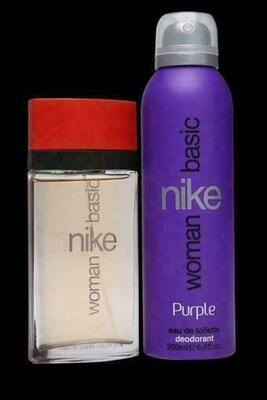 Nike Basic For Woman Edt 75Ml