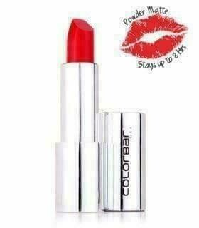 Colorbar Ultimate 8Hrs Stay Lipstick UHL001 Brick Red