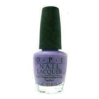 Opi Nail Lacquer - A Grape Fit!