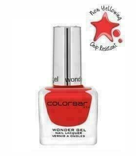Colorbar Wonder Gel Nail Lacquer CWGN011 Daylight Red