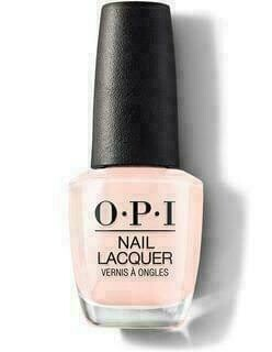 Opi Nail Lacquer - Bubble Bath