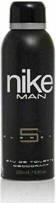 Nike 5Th Element Man Edt Deo Spray 200Ml