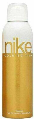 Nike Gold Woman Deo 200Ml