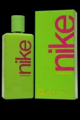 Nike Green Woman Edt 100 Ml