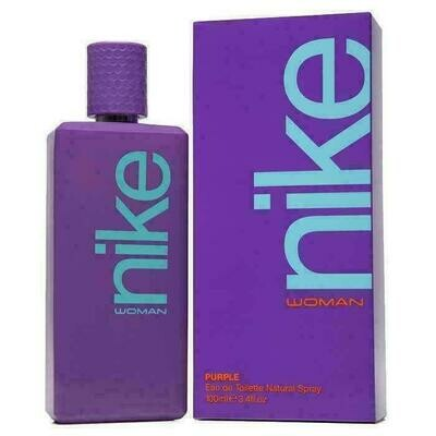 Nike Purple Woman Edt 100 Ml