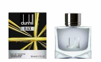 Dunhill Black Edt 50Ml For Men