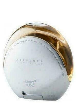 Mont Blanc Presence Dune Femme Edt 75 Ml Women