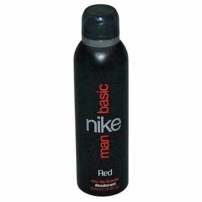 Nike Basic Red Man Edt Deo 200Ml
