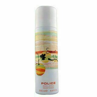 Police Sunscent Deo 200ml (Woman)