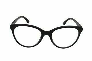 Cateye Transparent Eyeware