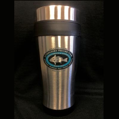 Lynnhaven Pier Logo 16 oz. Insulated Stainless Steel Travel Mug
