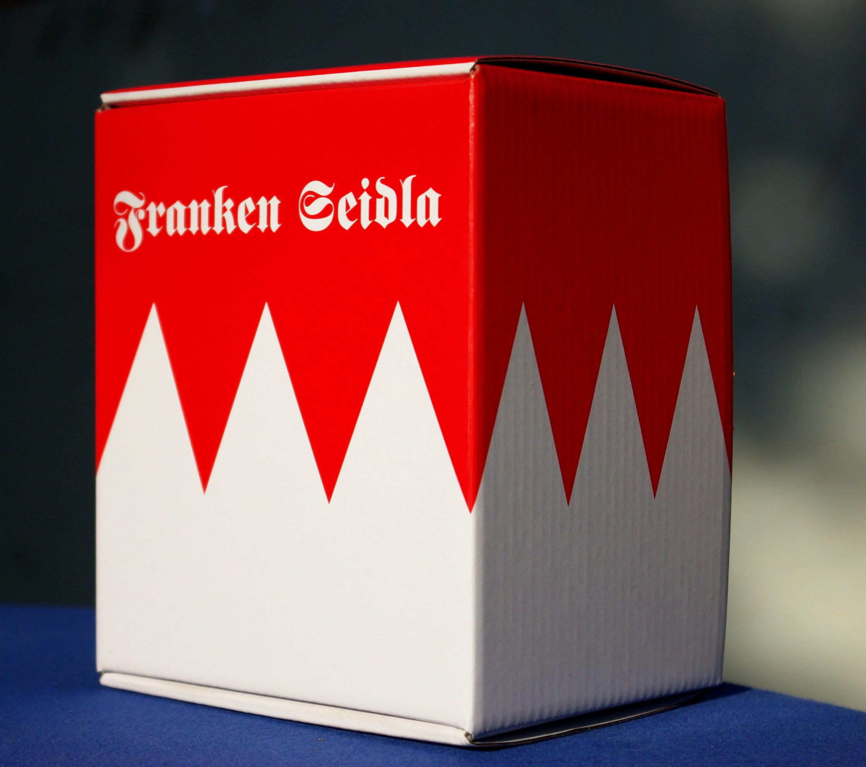 Bierkrug - Franken Seidla
