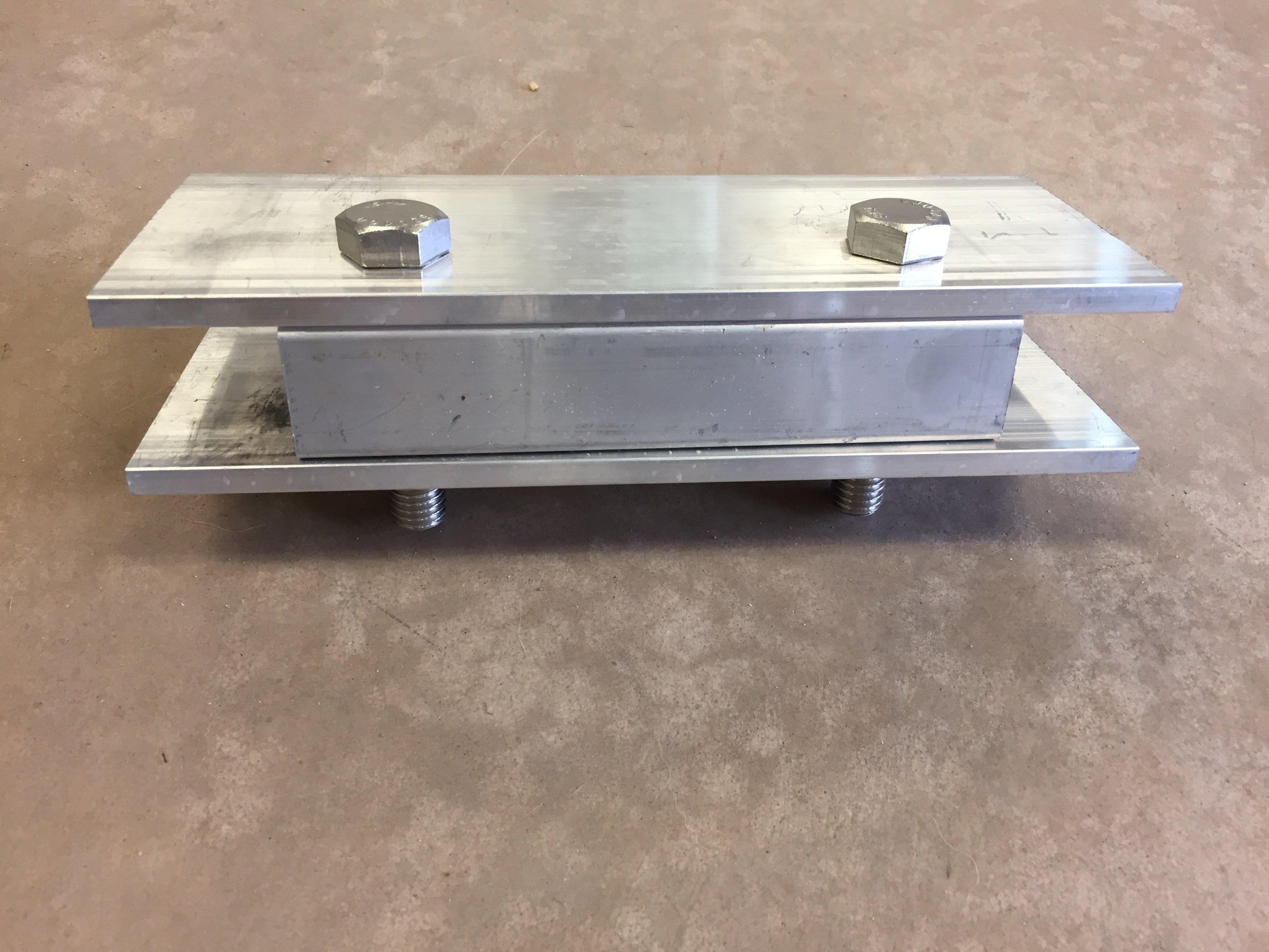 Modular Rolling Dock Bracket RDA00001