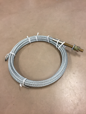 3500#/4500#/5500# Winch Cable