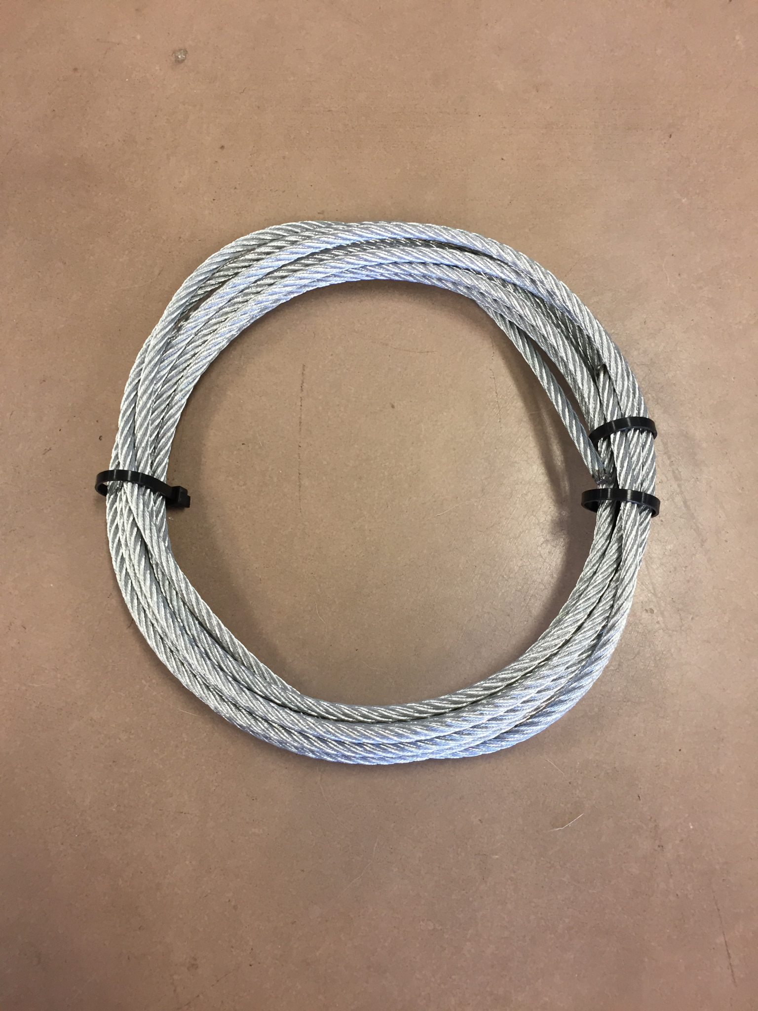 4' Wide Wheel End Cable RDP00092