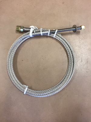 3500#/4500#/5500# Side or Rear Cable