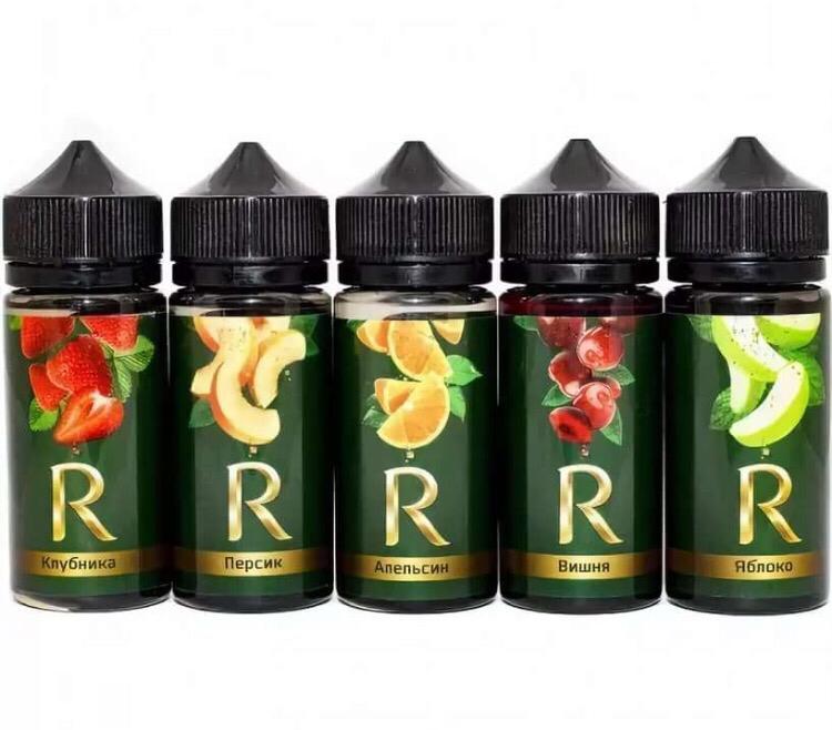 Жидкость сок R в полном составе