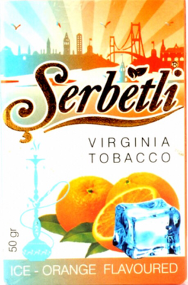 Serbetli Ледяной апельсин