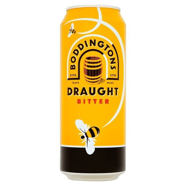Can of Boddington's Beer