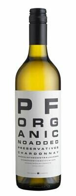 David O'Dea Preservative Free Organic Chardonnay 2019