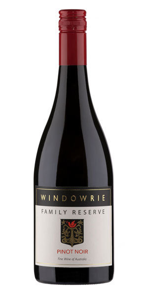 Windowrie Family Reserve Pinot Noir 2017 (6pk)