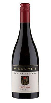 Windowrie Family Reserve Pinot Noir 2018