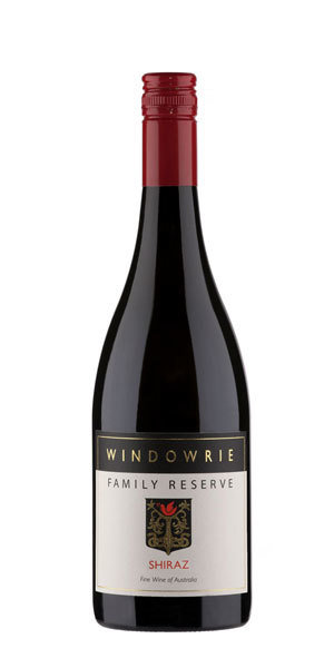 Windowrie Family Reserve Shiraz 2016