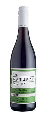 The Natural Wine Co. Shiraz 2018