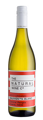 The Natural Wine Co. Sauvignon Blanc 2018