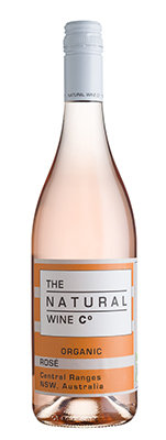The Natural Wine Co. Rosé 2018