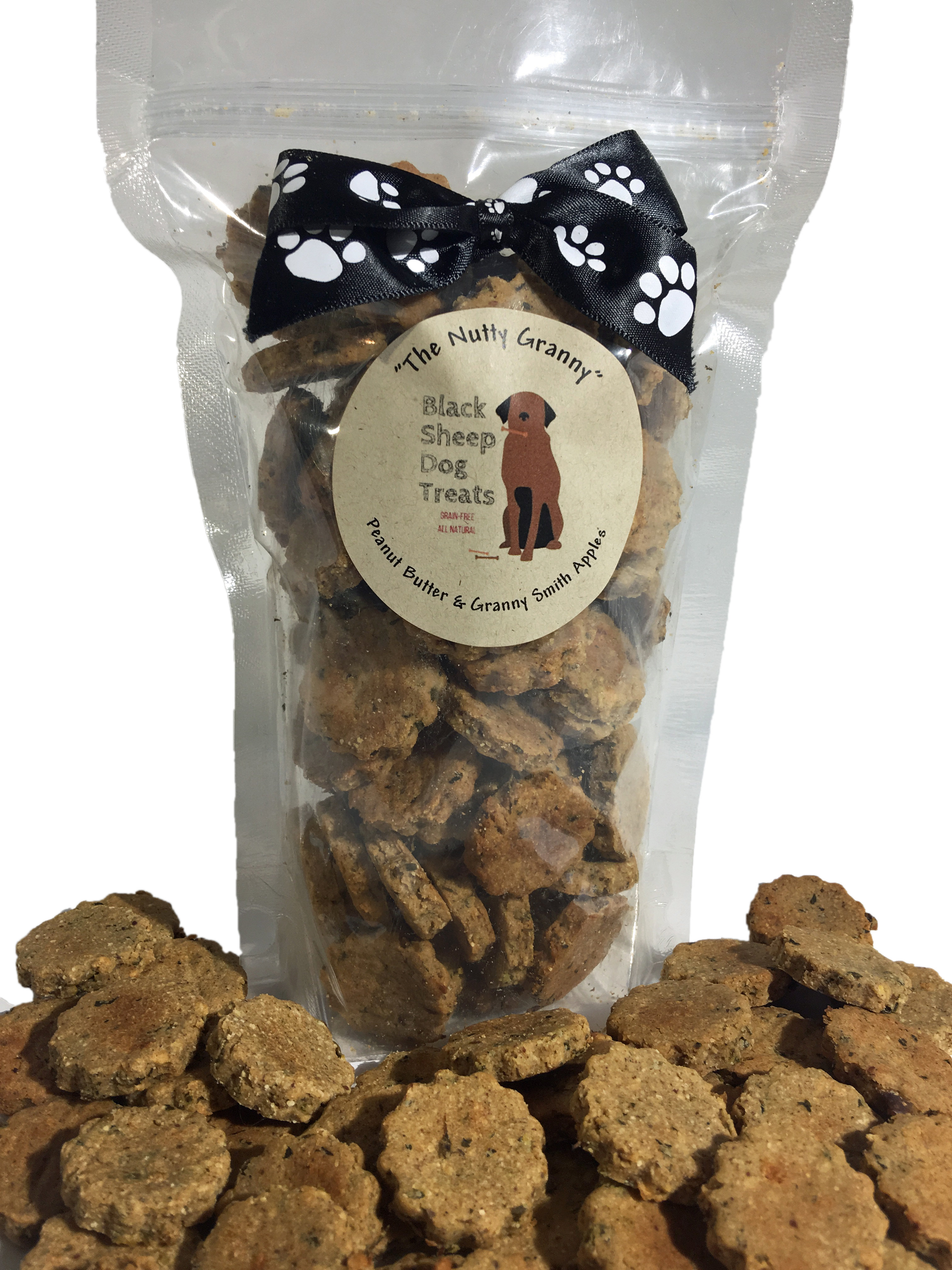 The Nutty Granny Biscuit Treats 00003