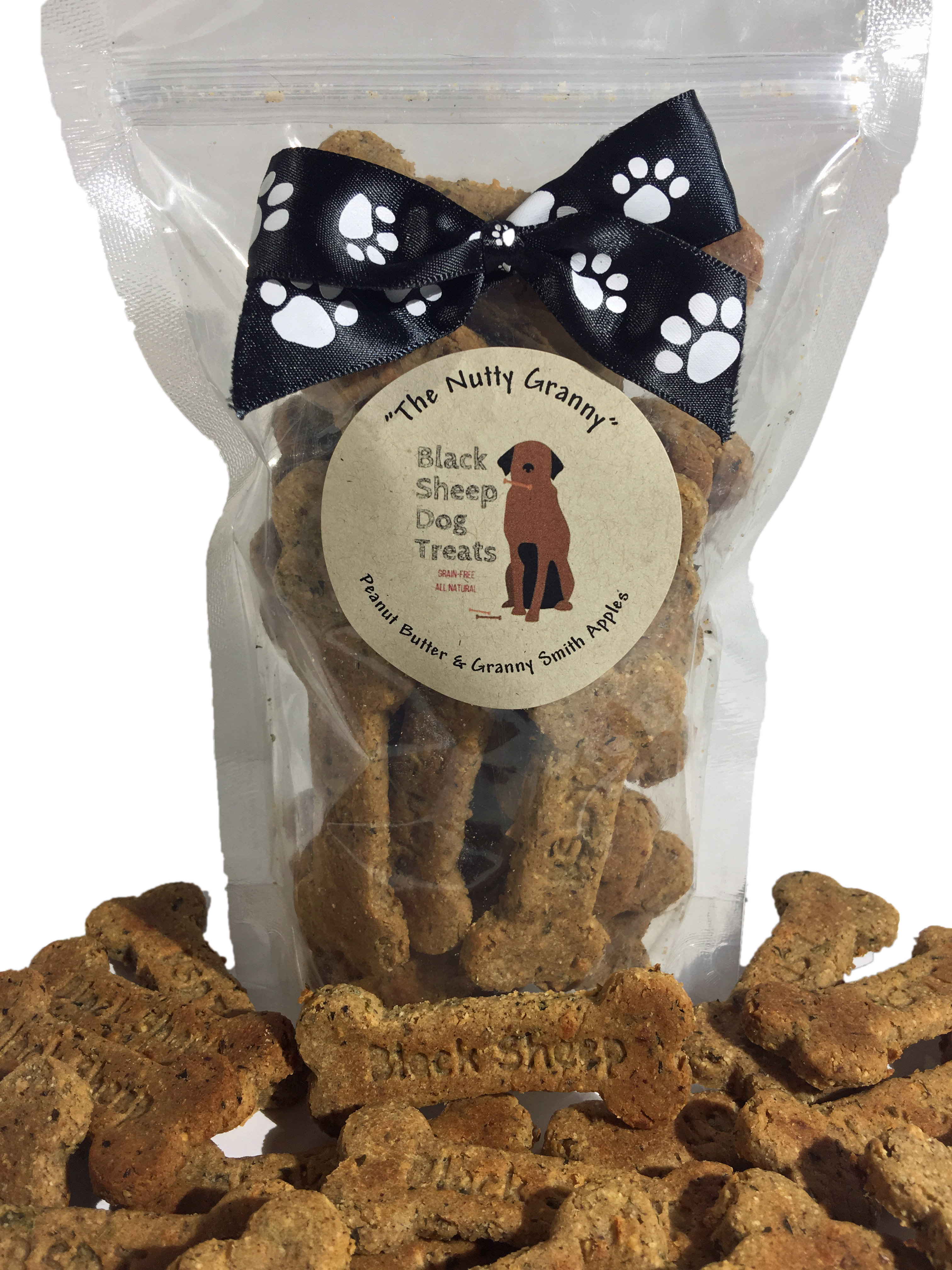 The Nutty Granny Biscuit Treats
