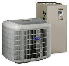 carrier 16 seer 5 ton. carrier complete 5 ton 16 seer system - includes taxes and installation