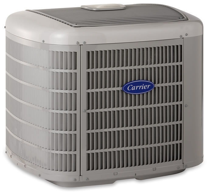 Carrier® Comfort™ - 5 Ton 16 SEER Residential Air Conditioner Condensing  Unit ,Item 24ABC660A003
