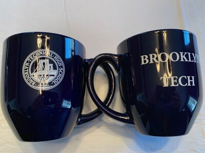 Bistro Coffee Mug - set of 2 - NEW STYLE!