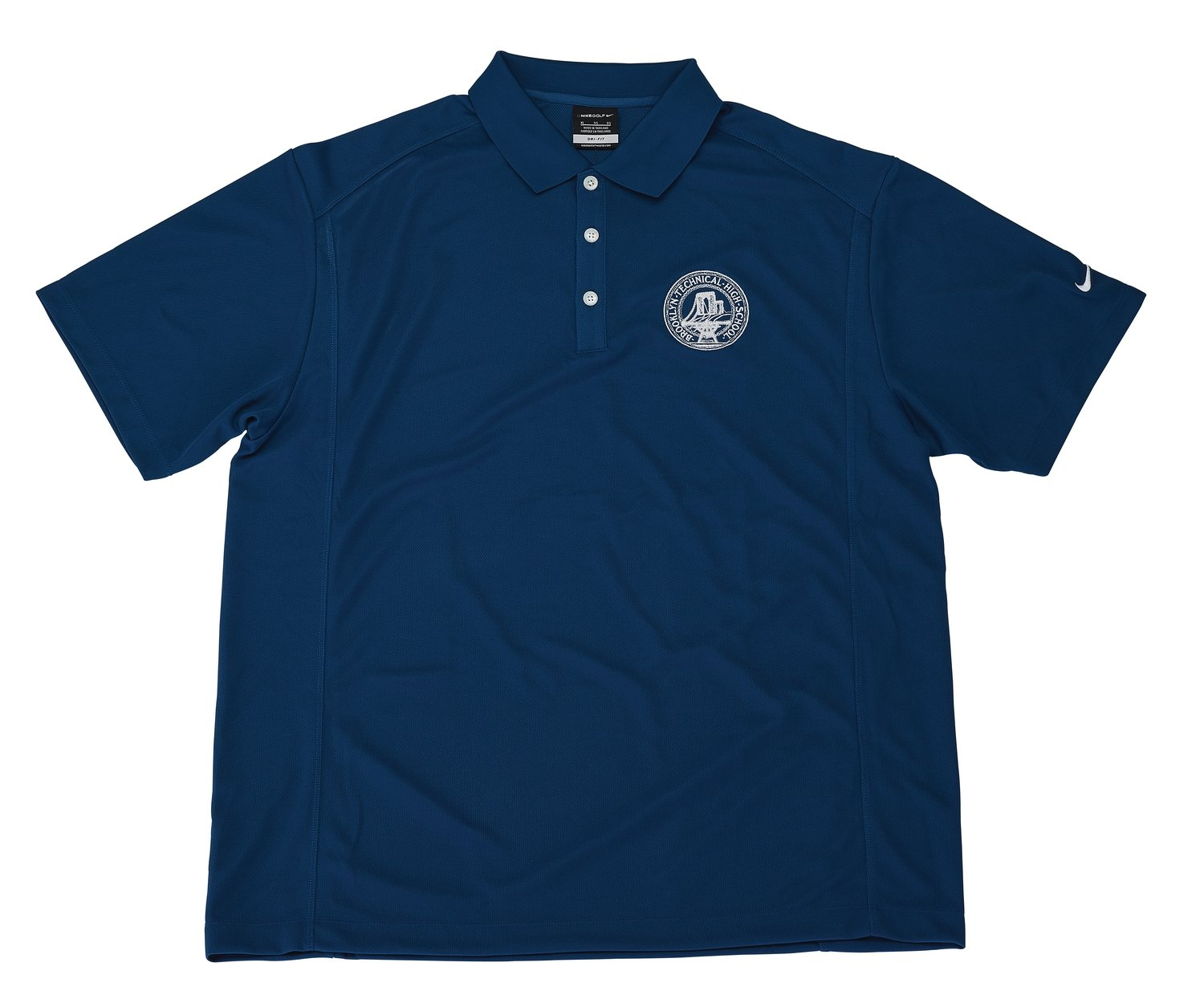 Golf Shirt - Nike brand - Navy Blue