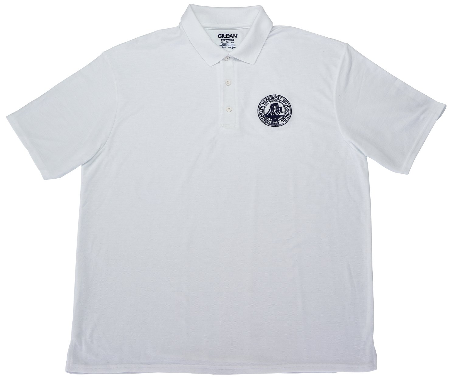 Golf Shirt - White
