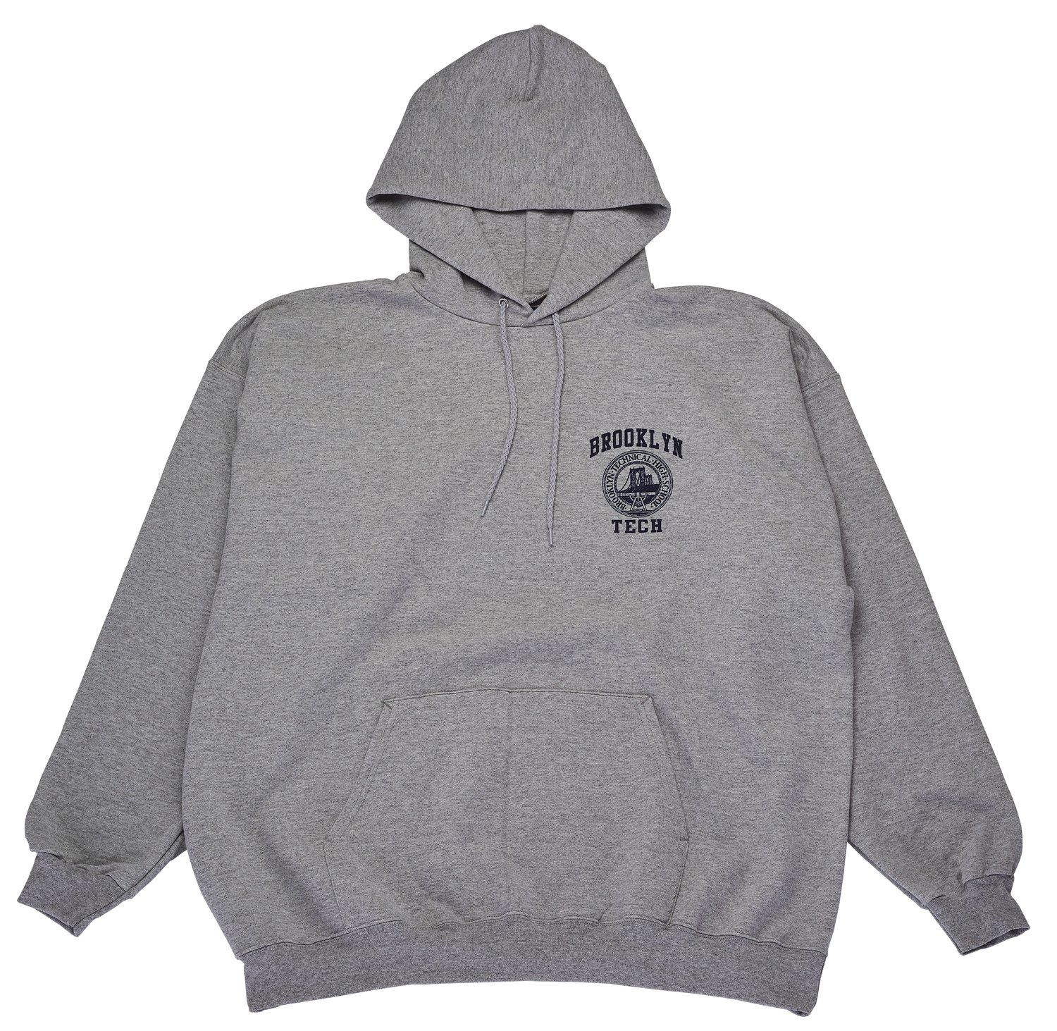 Hooded Sweatshirt - Logo Imprint