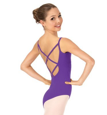 Camisole Crisscross Dance Leotard