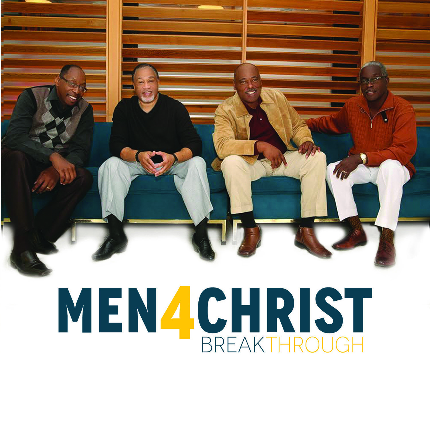 Men 4 Christ - Breakthrough (Physical Copy) 00002