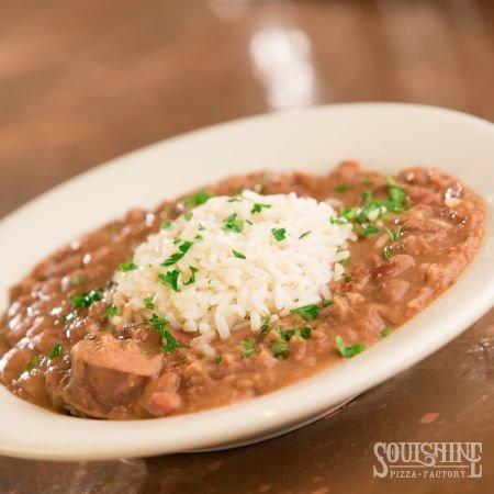 Billy Blue's Red Beans & Rice SPF-OT-BBRR
