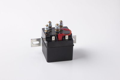 100 Am 12 RF Control Relay (Includes [2] six button transmitters)