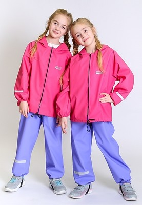 Куртка Smail розовая