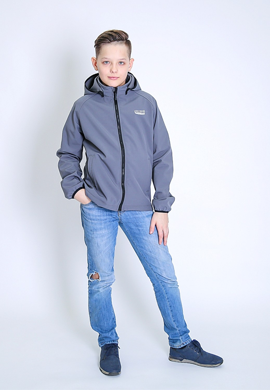 "Куртка для мальчика ""Smail"" Softshell"