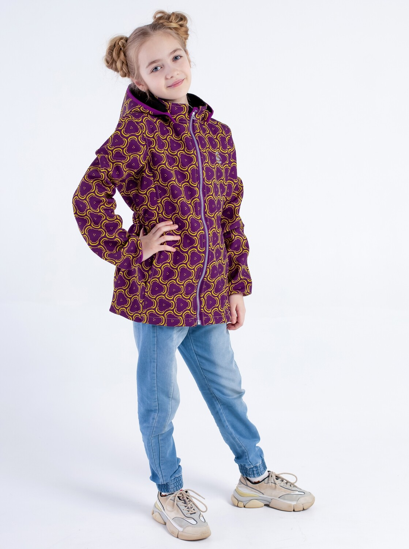 "Куртка для девочки ""Smail"" Softshell"